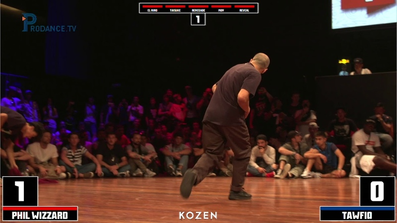 Phil Wizard vs Tawfiq | TOP 8 | UNDISPUTED X I.B.E 2018 | Danceproject.info
