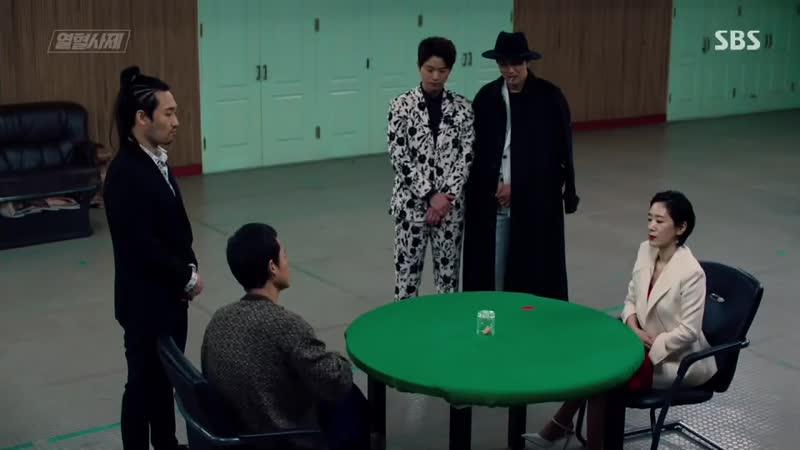 SBS 금토드라마 [열혈사제] 31-32회 (토) 2019-04-06 밤10시