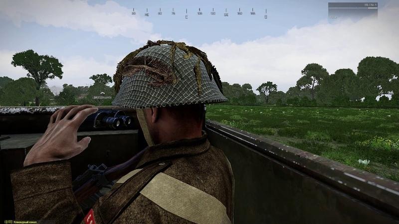 ArmA 3 Red Bear Iron Front 2 - миномет (16.09.2018)