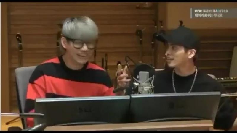 160914 Jonghyuns appearance on Dreaming radio