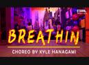 NASTYA P. VITA | ARIANA GRANDE - Breathin | DANCE COVER | Choreography by Kyle Hanagami