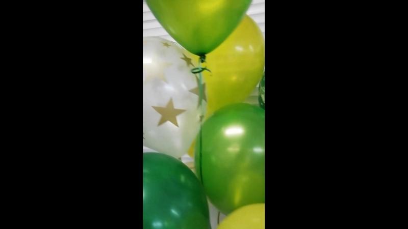 Багз Банни прямиком с грядки 🥕🥕🥕убежал поздравлять именинника 🎉🎉🎉🎉🎉! АeroBOOM74 шарыкасли касли 74 гелий шары конфетти