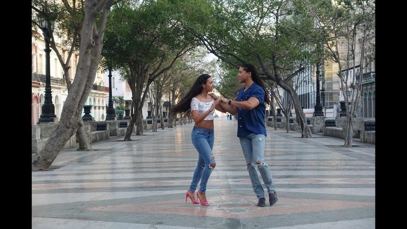 Dancing with El Noro y 1ra Clase - Música diferente (Cuban Dance)