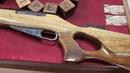 Самый удобный приклад на винтовку Мосина КО-91/30 кавказский орех