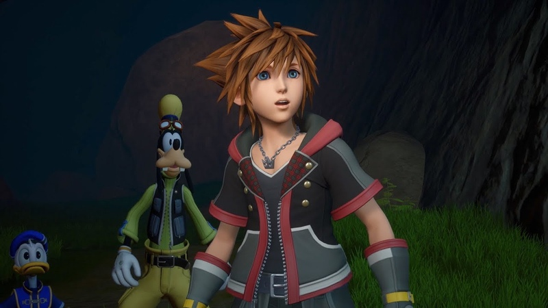KINGDOM HEARTS III Cinema trailer(Western Ver.)