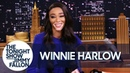 Winnie Harlow Got Her Name After Defending Friends from Some Rude Boys