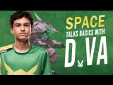 Tips D.Va Overwatch Pro | LA VALIANT SPACE