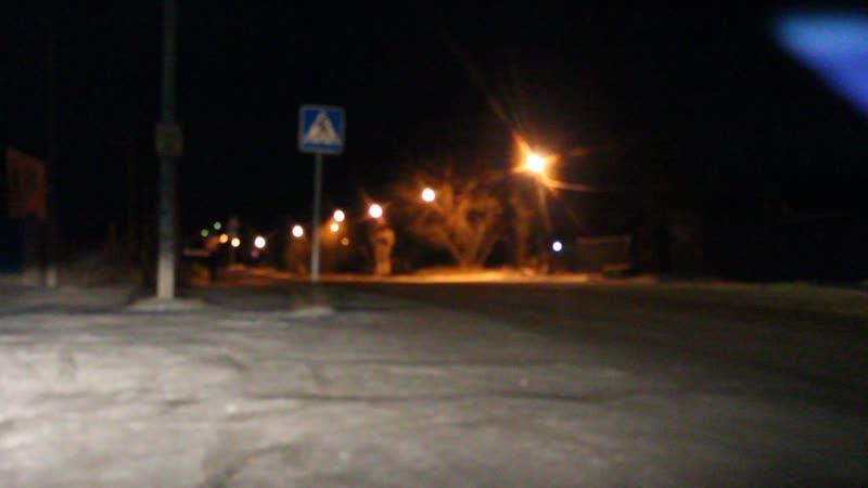 п. Первомайский (ул. Кубанская ) 15 видео. 23 .11. 18г.