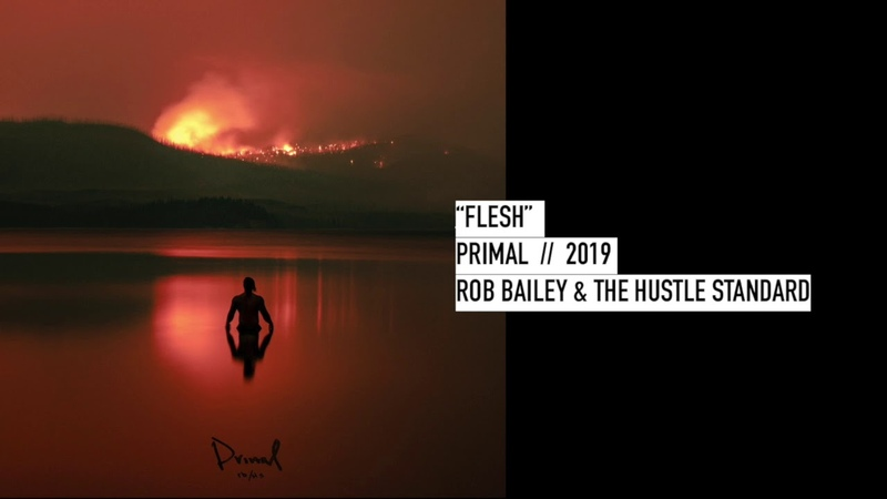 FLESH - ROB BAILEY AND THE HUSTLE STANDARD