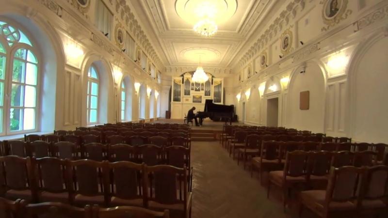 Scriabin Piano Sonata No.7 op.64 White mass
