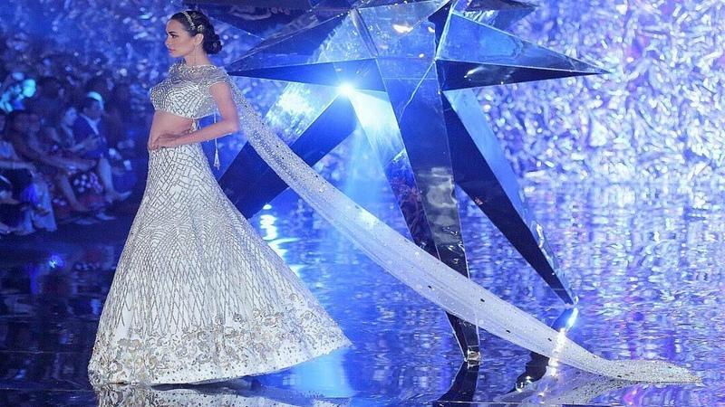 Suneet Varma   India Couture Week 2018