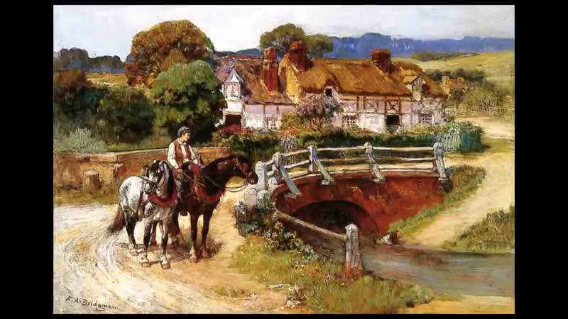 Frederick Arthur Bridgman_ A collection of 115 paintings (HD)