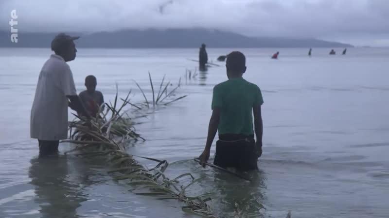Begegnung mit den Meeresvölkern - Vanuatu; Die Nivans