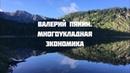Семинар в Горном Алтае 18-27 июля 2018 г. Валерий Пякин. Многоукладная экономика