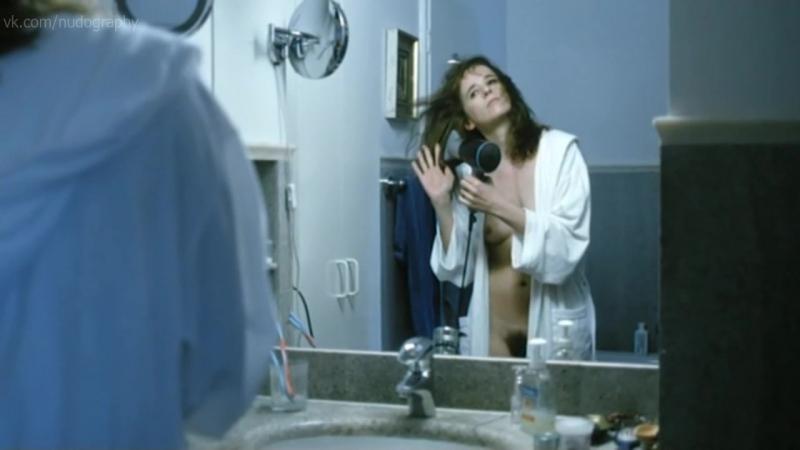 Кристин Кениг Cristin Konig голая в фильме Полчаса Halbe Stunden 2007 Николас Вакербарт HD 720p
