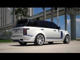 Range Rover. MC Customs