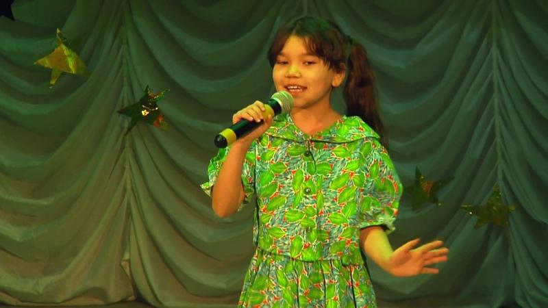 12 февраля во Дворце культуры с Караидель прошел районный конкурс Созвездие талантов