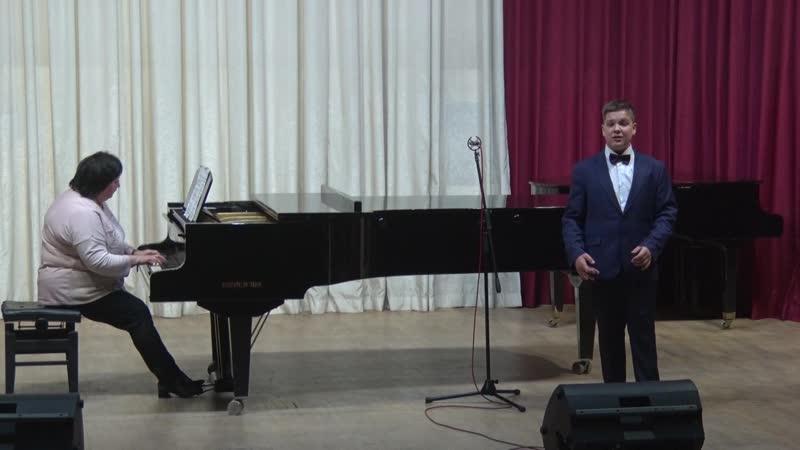 УЧАСТНИК №24 ВЛАДИМИР СЕДОВ (акад. вокал - СОВЕНОК)