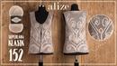 Rengi Rengine Yelek yapımı Making Tone on tone Vest