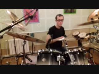 Барабанная сессия (Виталий Харитонов drum-machine)