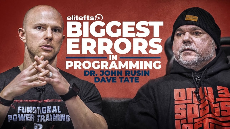 Biggest Errors in Programming | elitefts.com