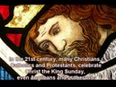 The Solemnity of Christ the King an AFCC Audio Video presentation