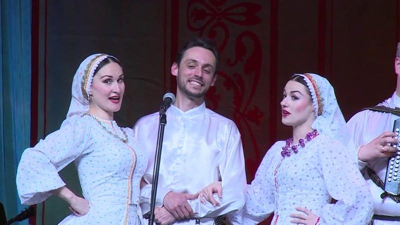 Государственный ансамбль казачьей песни Криница г Краснодар Задумал я жениться