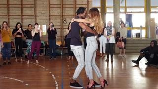 Py (Pierre-Yves) & Sarah @ Sydney International Afro Kizomba Festival 2018