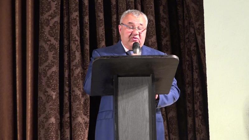 Николай Григоришин, поздравление работников медучреждений
