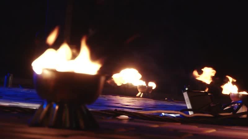 Огненное шоу Brio