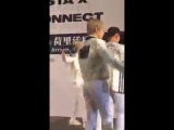 VK180709 MONSTA X fancam @ Press conference THE 2nd WORLD TOUR 'THE CONNECT' in Hong Kong