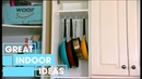 DIY Kitchen Storage Inspiration Indoor Great Home Ideas