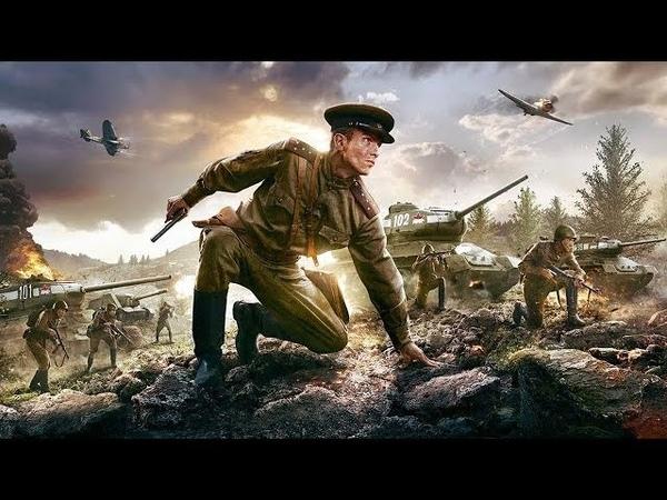 Военный про Разведку Ложный След Лучшие Русские фильмы 2017 в HD формате
