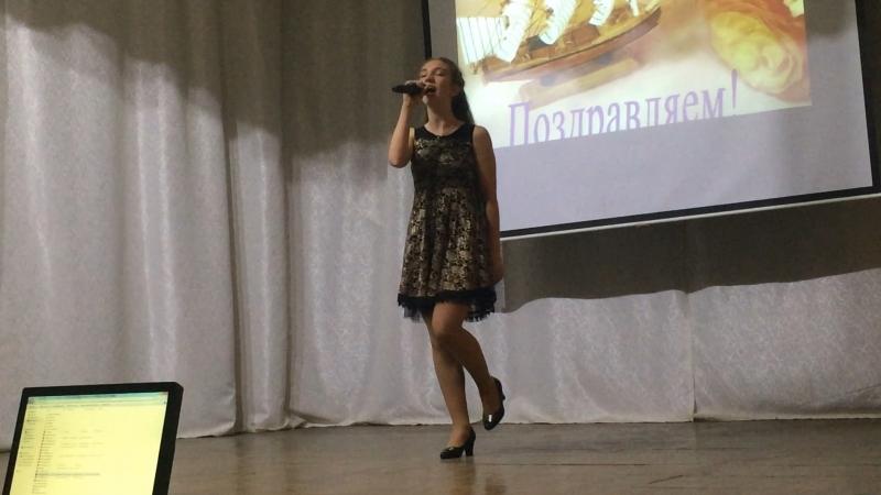 Рулёва Алина- «Поля-Полюшка»