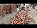 Innovative Construction Using Bricks And Mortar To Make Paths Smart Building Ideas