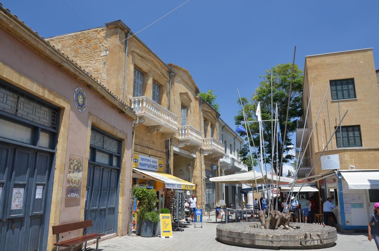 xrOa3QaUiw4 Никосия (Лефкосия) столица Кипра.