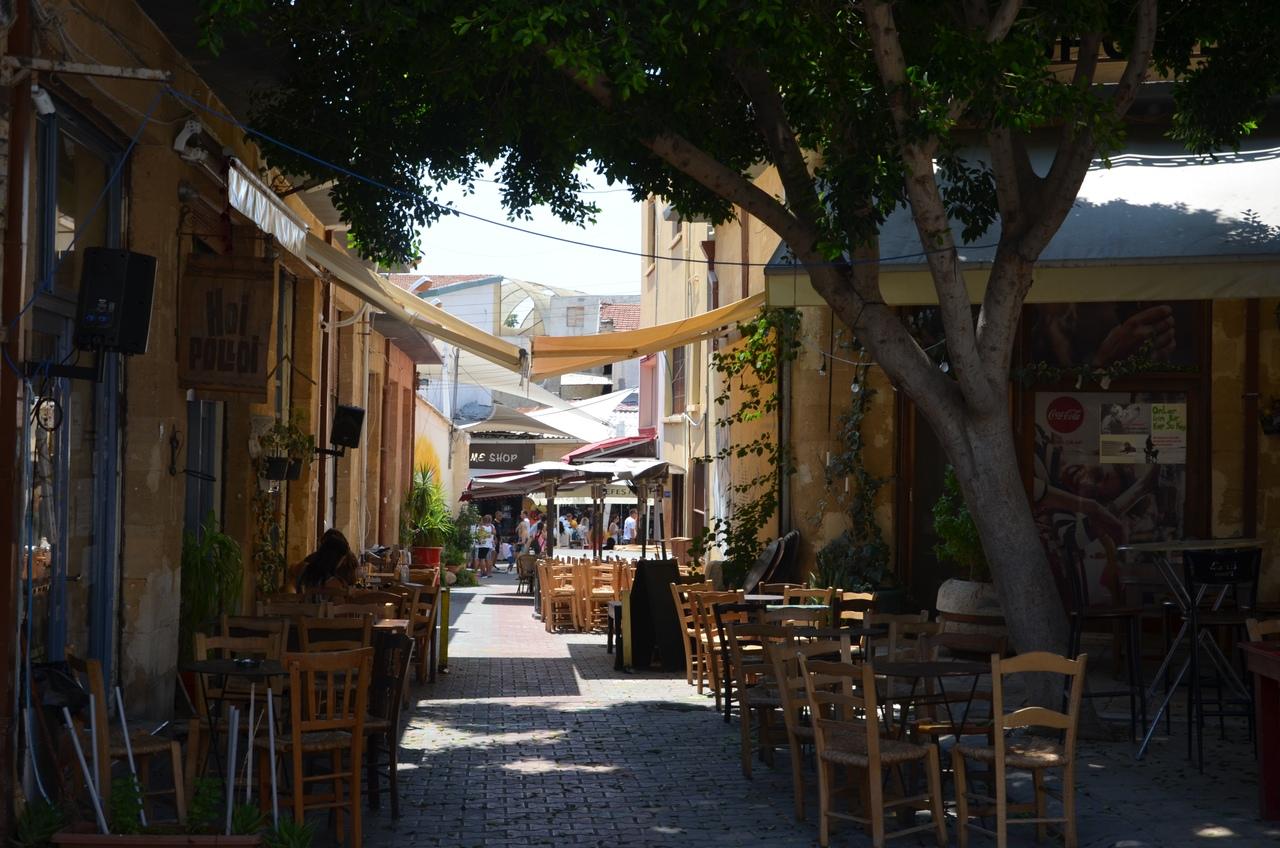 4UXyYeUSUg4 Никосия (Лефкосия) столица Кипра.