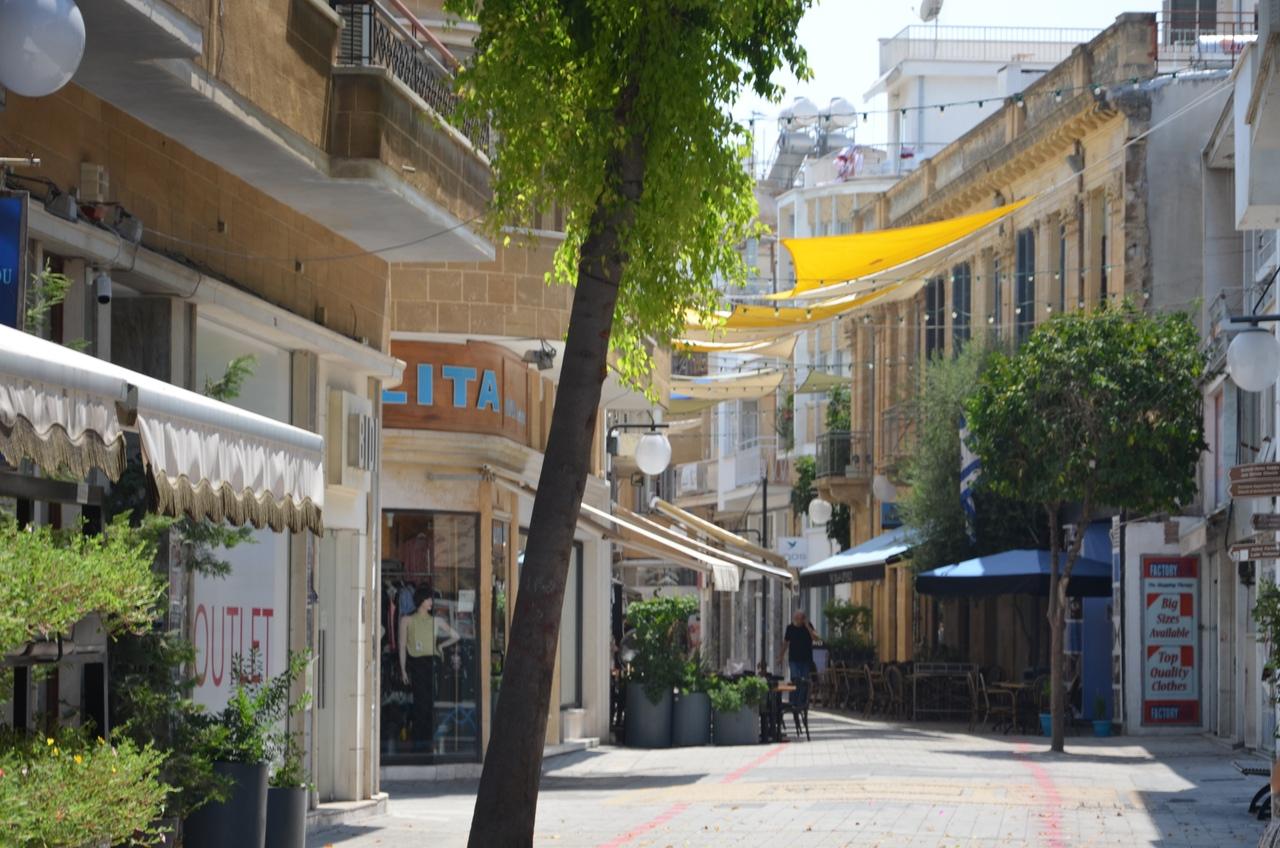 34v-k7oliZM Никосия (Лефкосия) столица Кипра.