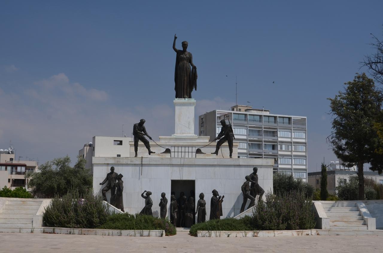 a2ierU6dwG0 Никосия (Лефкосия) столица Кипра.