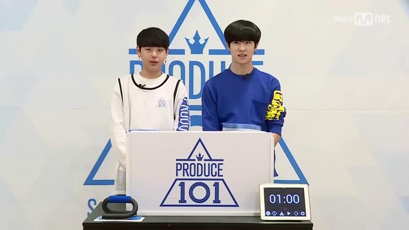 SPECIAL | 161212 | Hidden Box (Kim Dong Han vs Jang Dae Hyeon)