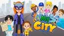 МАМА СУПЕР ГЕРОЙ Приключение веселой семейки в игре для детей My City Новый Дом KIDS CHILDREN