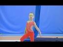 Vardosanidze Eva Чемпионат по ВСЭ 2018