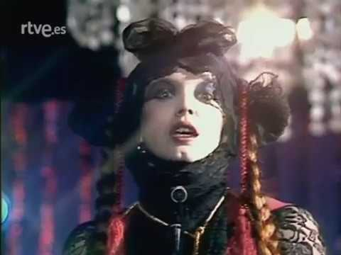 Lene Lovich - I Think We're Alone Now Lucky Number