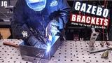 Metal Gazebo Brackets JIMBO'S GARAGE