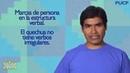 Quechua Rimarina: Yo, tú, él/ella, nosotros, ustedes, ellos/ellas - PUCP