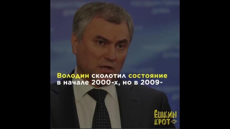 Володин заявил, что в России вообще могут отменить пенсии. - - Ну а что свою 80-летнюю мам