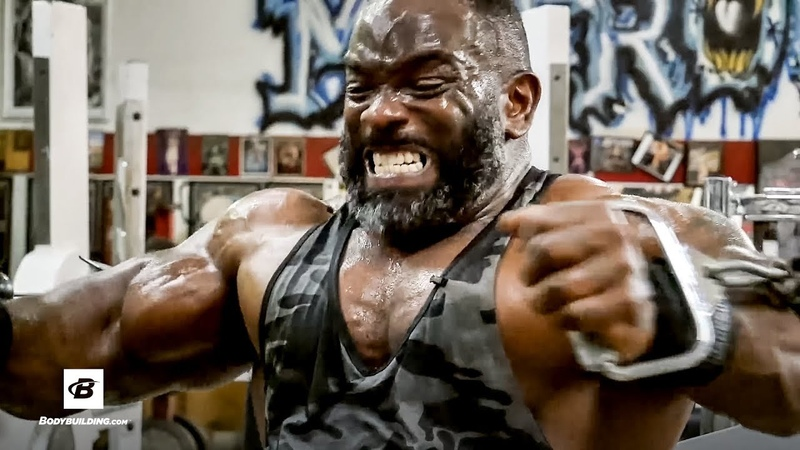 What is Pain | IFBB Pro Johnnie O. Jackson