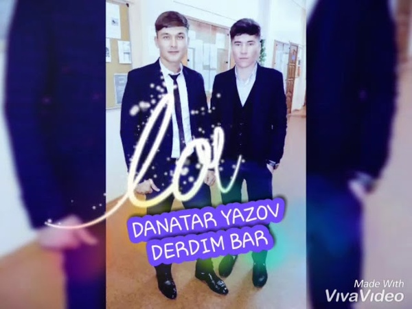DANATAR YAZOW DERDIM BAR