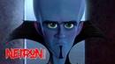 Черная МАМБА Зловещий момент из мультфильма Мегамозг — 2010