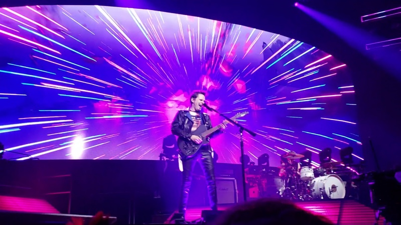 Muse - Pray The Dark Side - American Airlines Center, Dallas, TX, 22419